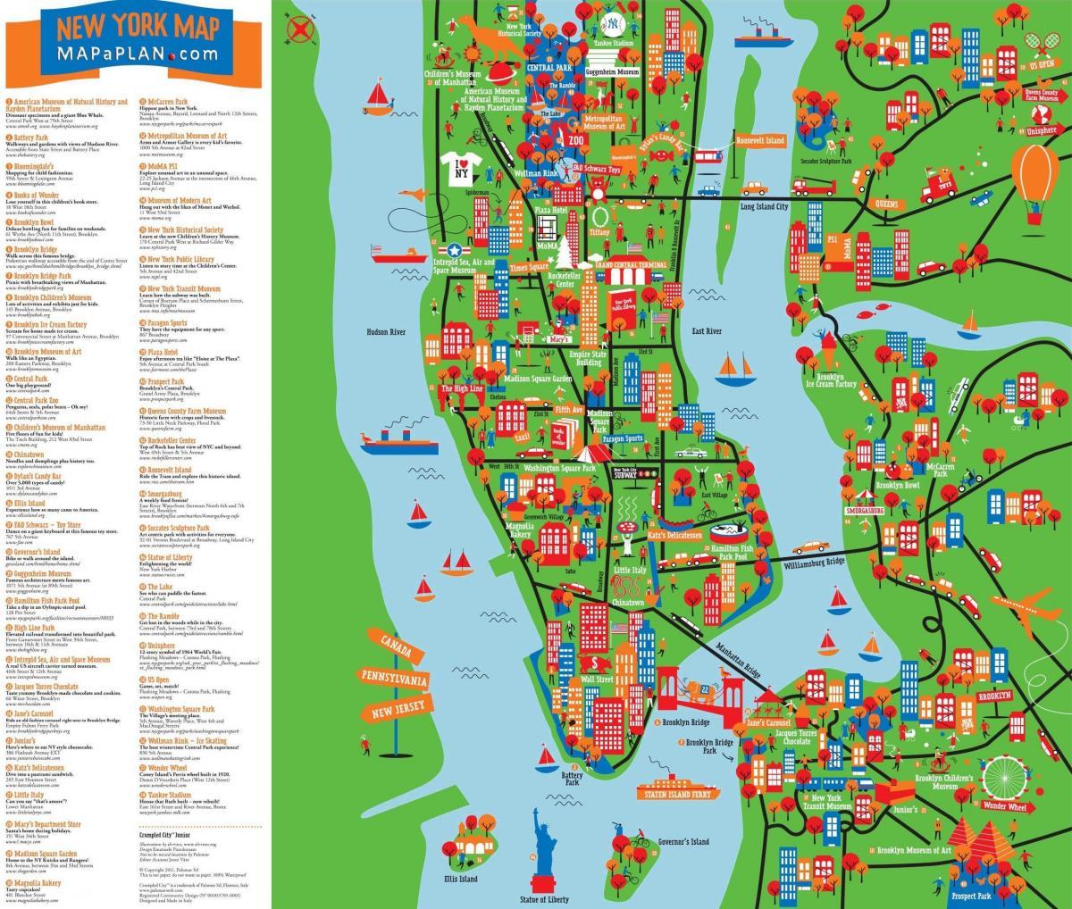 Carte De Visites NYC